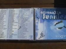 MEDIAMUSIC ADRENALINE JUNKIE RARE LIBRARY SOUNDS MUSIC CD