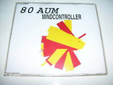 80 AUM - MINDCONTROLLER 4tr. CD MAXI early hardcore