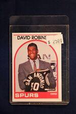 1989 David Robinson Rookie San Antonio Spurs NBAHoops #138 *FREE SHIPPING*