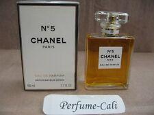 CHANEL No 5 Parfum 1.7 FL oz / 50 ML Eau De Parfum Spray Sealed Box