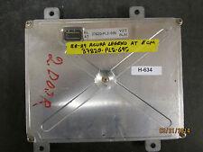 1988 1989 88 89 Acura Legend Engine Control Unit Ecu/Ecm #37820-Pl2-695 (H-634)