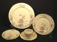 EPIAG CZECH SPRINGER PASTELLE CREAM #6038 CHINA 5 pc. PLACE SETTING 10 available