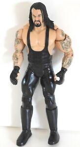 "WWE The Undertaker 7"" Wrestler Action Figure. Jakks Pacific 2004 VGC RARE"