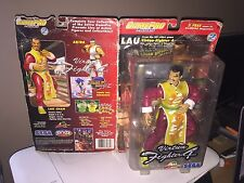 SEGA VIRTUA FIGHTER 4 LAU CHAN GAME PRO ACTION FIGURE SERIES 2,NEW HAS SHELFWEAR