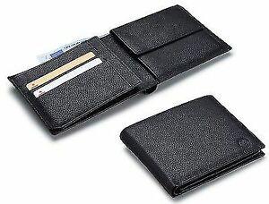 Genuine leather VW wallet 000087400f041