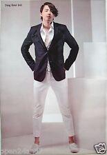 """JANG GEUN SUK """"BLACK COAT"""" ASIAN POSTER - Keun, You're Beautiful, Korean Actor"""