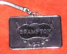 Porte-clé keychain Chaines Transmission manutention coupleurs BRAMPTON Ed BICHET