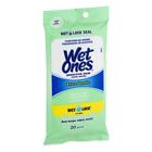 Wet Ones Sensitive Skin Size 20ct Wet Ones Sensitive Skin 20ct