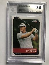 New listing SI Sports Illustrated Kids Brooks Koepka ROOKIE CARD BGS 8.5