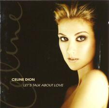 CD-Céline Dion-Let 's Talk About Love - #a3225