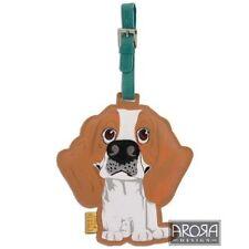 Little Paws 3812-LPLT-BEA Luggage Tag Beagle Dog