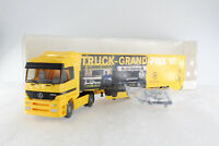 A.S.S WIKING WERBEMODELL MB ACTROS 1843 TRUCK GRAND PRIX GK (86) 1997 PFA OVP