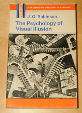 the psychology of visual illusion 1st edition 1972