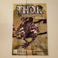 THOR GOD OF THUNDER #5 1:50 VARIANT NM 9.8 GORR THE GOD  BUTCHER'S ORIGIN KEY