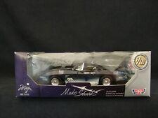 MotorMax 1961 Mako Shark 1/18 Diecast Car Chevrolet Corvette Blue 73102