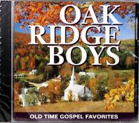 Oak Ridge Boys Old Time Gospel Favorites Brand NEW CD Christian Music