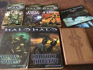 Halo Books Bundle