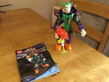 Lego Super Heroes Buildable Figures 4527 The Joker- COMPLETE