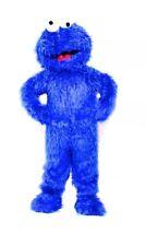 Cookie Monster Mascot Costume Sesame Street Party Character Birthday Halloween
