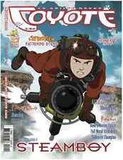 Revue COYOTE MAG numéro 12 MAGAZINE MANGA Yoko Player Okaz Octobre 2004 Epuisé