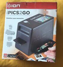 Ion iPics 2 Go photo, diapositives et négatifs Scanner pour iPhone 4 et 4 S