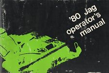 1980 Arctic Cat Jag Snowmobile Operator'S Manual (351)