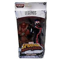 Marvel Legends Ghost Spider Figure NEW Maximum Venom Venompool Venomized