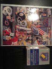 Super Bowl XXV Commemorative Card Set and Program New Free Media Mail Shipping