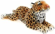 Leah the Leopard | 20 Inch Stuffed Animal Plush | By Tiger Tale Toys