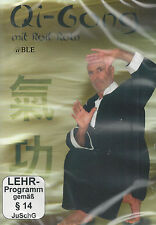 DVD + Qi Gong mit Rolf Roth + Bewegung + Therapie + Chinesische Medizin +