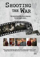Shooting The War WW2 Captured Real Footage BBC TV Series DVD World war 2 Two