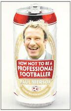 How Not to Be a Professional Footballer by Paul Merson | Paperback Book | 978000