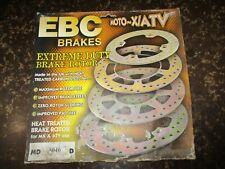 EBC Brakes Extreme Duty Front Brake Rotor - MD6046D - 1986-87 Honda FourTrax 250