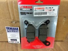 Yamaha Brake Pads rear 1WD-25806-00 MT03 YZF R3
