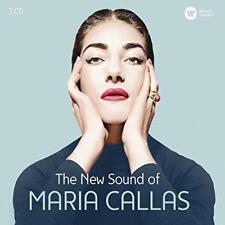 Maria Callas - The New Sound Of Maria Callas (NEW 3CD)