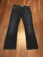 MARKS & SPENCER SEXT BOOTCUT JEANS MEDIUM BLUE SIZE 12 MEDIUM W32 L29