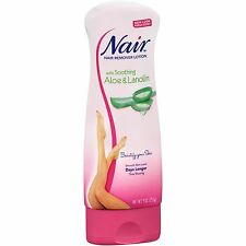 Nair Hair Remover Lotion with Aloe & Lanolin 9 oz
