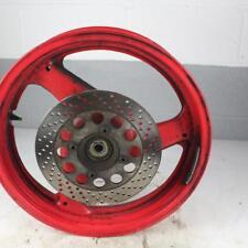 88-96 Suzuki Katana 600 Rear Back Wheel Rim   64111-34c00-1ls