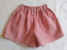 Short femme coton T.36/38 VINTAGE 60 Cotton Short Pants size XS/S