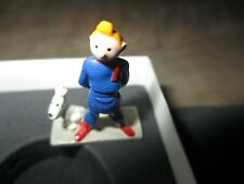Hergé&Tintin&Pixi-Tintin soviet-Boite et certificat-1ere série-Comme neuf-1995