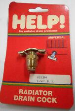 Dorman 61104 1/4'' NPT Radiator Drain Cock