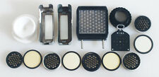 PHOTOGRAPHIC LIGHT METER ACCESSORIES MIXED LOT OF 14