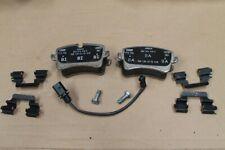 Porsche Audi A7 4G Brake Pads Discs Brake Discs Rear 9A769845100