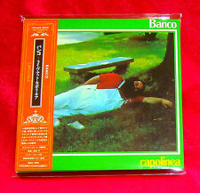 Banco Capolinea MINI LP CD JAPAN WAS-1039