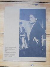 PARISER MALEREI 1917-1929. catalogue. Marcoussis, André Lhote, Jean Pougny...