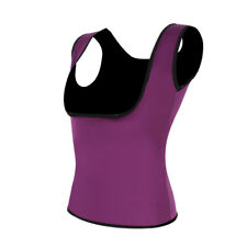 US Women Waist Trainer Corset For Weight Loss Neoprene Body Shaper Vest Sauna