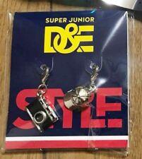 Pre Super Junior D&E E.L.F Japan Limited Official Custom Charm 2018 Style K-POP