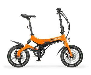 Mirider One 2021 Folding Ebike Brand New 2 Year Warranty Electric Bike E-bike