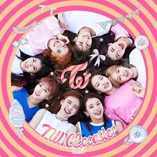 TWICE [TWICECOASTER : LANE 1] 3rd Mini Album CD+Photo Book+3p Card K-POP SEALED