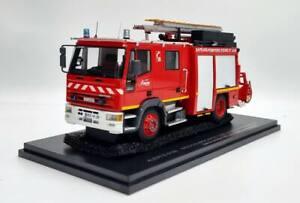 Truck Firefighters Iveco Eurocargo Fptmo Van/Wagon Pump Tonne Foam Sides 1/43